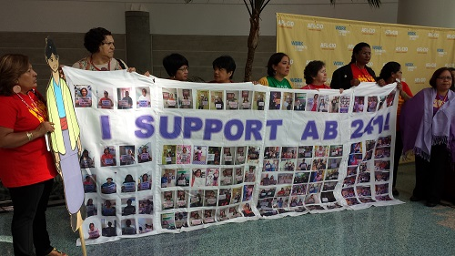 Los Angeles Domestic Workers Sept. 10 2013